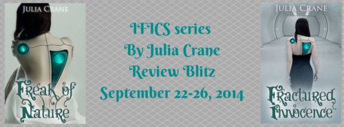 IFICS series By Julia CraneReview (1)