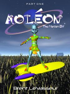 Aoleon_The_Martian_Girl_Part_One