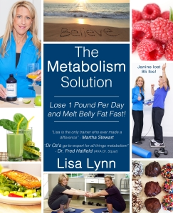 The Metabolism Solution Cover