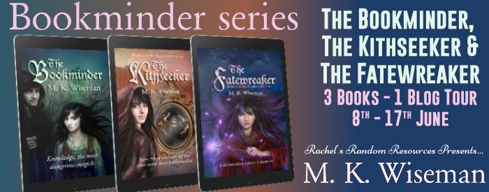 Bookminder Series